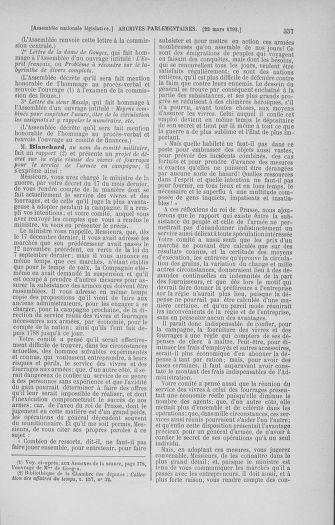 Tome 40 : Du 15 au 30 mars 1792 - page 357