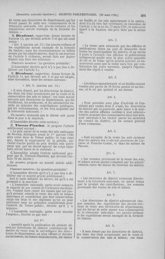 Tome 40 : Du 15 au 30 mars 1792 - page 361