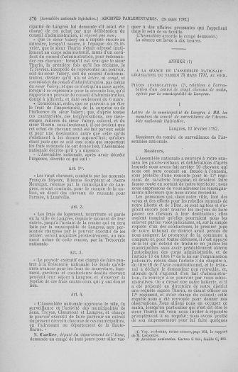 Tome 40 : Du 15 au 30 mars 1792 - page 470
