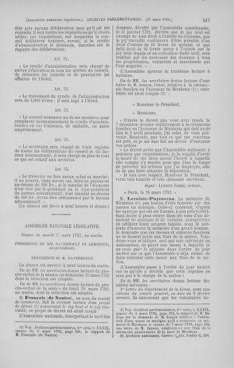 Tome 40 : Du 15 au 30 mars 1792 - page 517