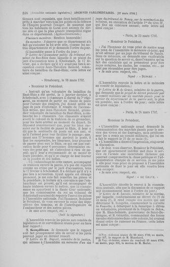 Tome 40 : Du 15 au 30 mars 1792 - page 518