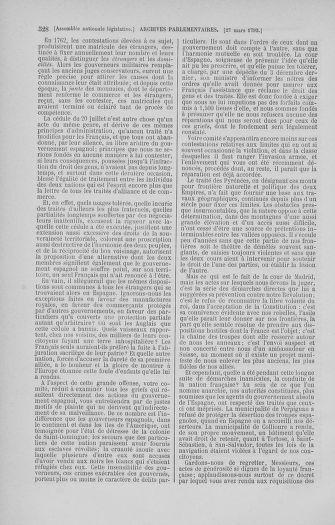 Tome 40 : Du 15 au 30 mars 1792 - page 528