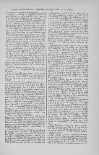 Tome 40 : Du 15 au 30 mars 1792 - page 531