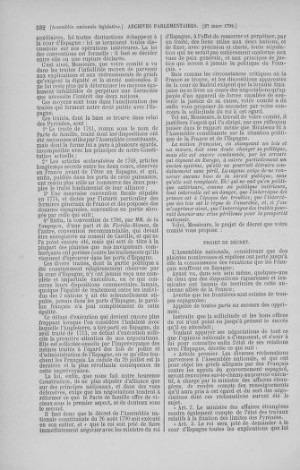 Tome 40 : Du 15 au 30 mars 1792 - page 532