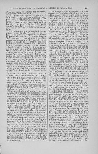 Tome 40 : Du 15 au 30 mars 1792 - page 541