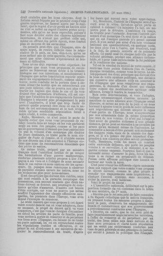 Tome 40 : Du 15 au 30 mars 1792 - page 542