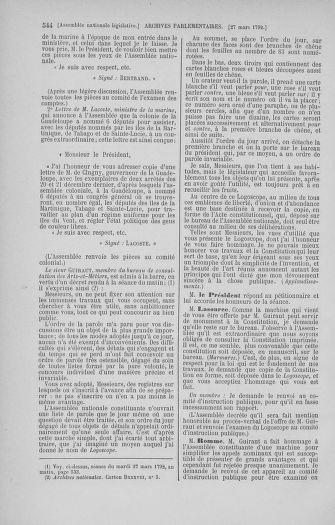 Tome 40 : Du 15 au 30 mars 1792 - page 544