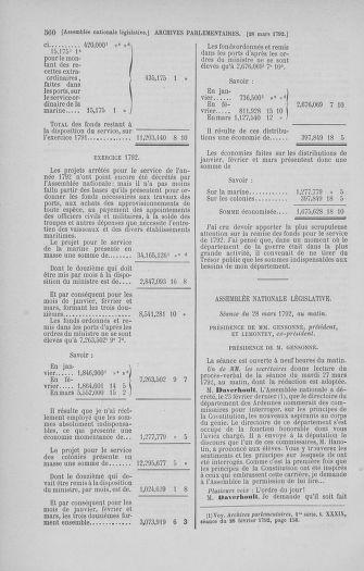 Tome 40 : Du 15 au 30 mars 1792 - page 560