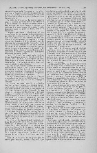 Tome 40 : Du 15 au 30 mars 1792 - page 599