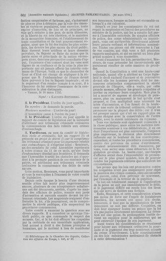 Tome 40 : Du 15 au 30 mars 1792 - page 662