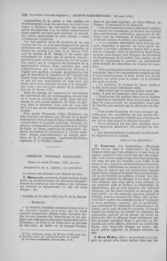 Tome 40 : Du 15 au 30 mars 1792 - page 678