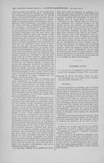 Tome 40 : Du 15 au 30 mars 1792 - page 720
