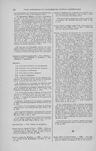 Tome 40 : Du 15 au 30 mars 1792 - page 770