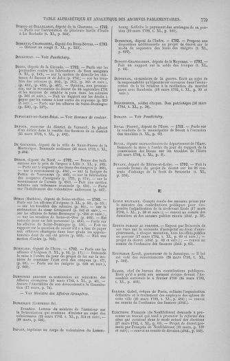 Tome 40 : Du 15 au 30 mars 1792 - page 779