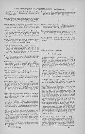 Tome 40 : Du 15 au 30 mars 1792 - page 785