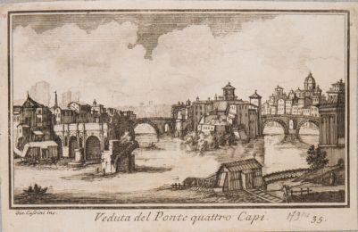 Isola Tiberina vista da Ponte Rotto