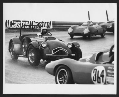 Allard J2X Road & Track article June 1973