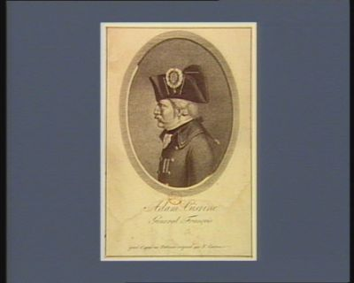 Adam Cüstine general françois [estampe]