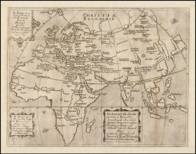 [Untitled Map of the Ancient World : Europe, Asia and Africa]