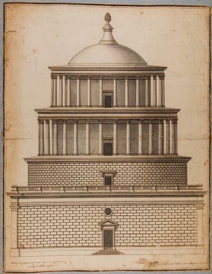 Sepolcro di Adriano detto Castel S. Angelo
