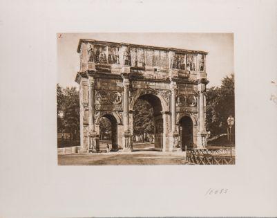 Arco di Costantino, visto da est