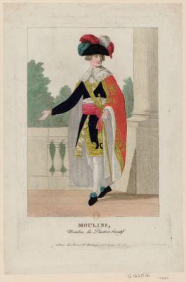 Moulins, membre du Directoire exécutif [estampe]