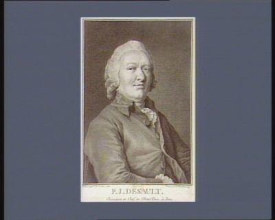 P.J Desault chirurgien en chef de l'Hotel-Dieu de Paris : [estampe]