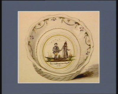 Le  Malheur nous reunit 1792 : [dessin]