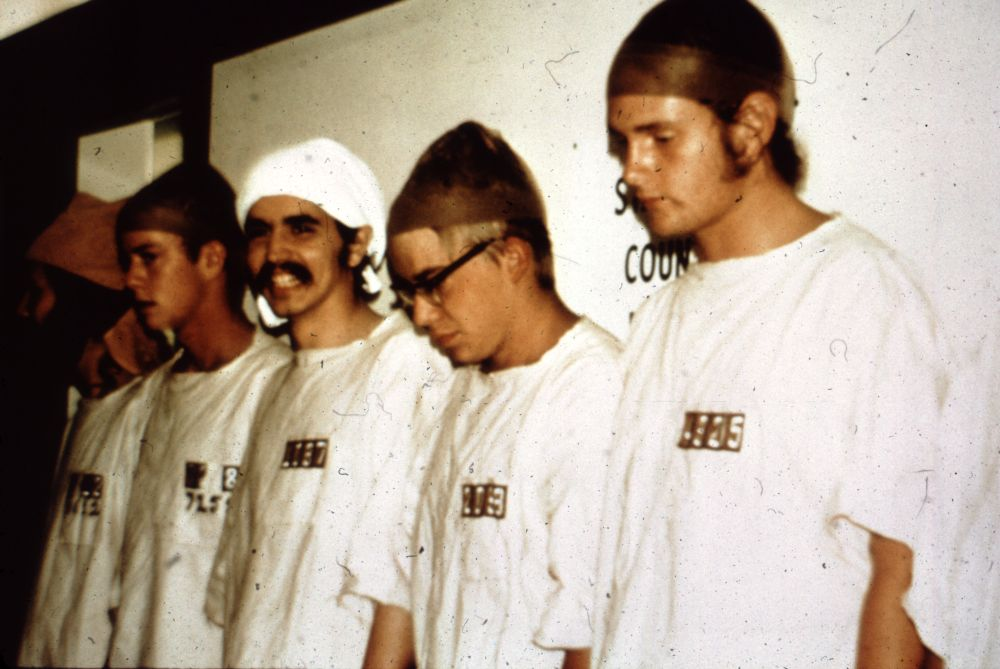 reality tv and the standford prison Twenty-four male students out of seventy-five were selected to take on randomly assigned roles of prisoners and guards in a mock prison situated in the basement of the stanford psychology building.