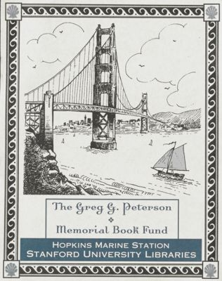 Greg G. Peterson Memorial Book Fund