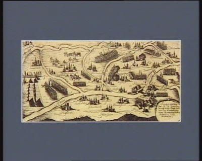 Siegs verfolg der <em>K</em>. <em>K</em>. Truppen durch viele Siege und von der Eroberung von Mannheim durch Klerfait und Wurmser [estampe]