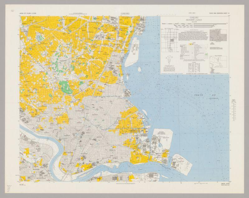 Tokyo and environs