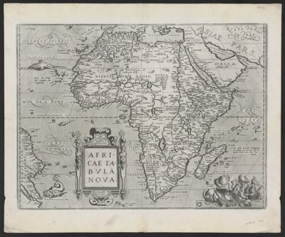 Early Modern Mapping of Africa | Universe of Maps - Opening ...