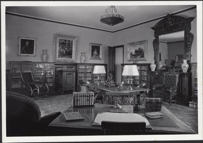 Library -- 1919 -- interior -- Hopkins Room