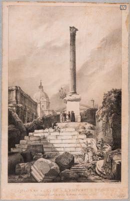 Colonna di Foca, da Mezzogiorno
