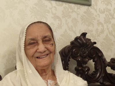 Oral history with Arghwani Begum, 2015 August 31