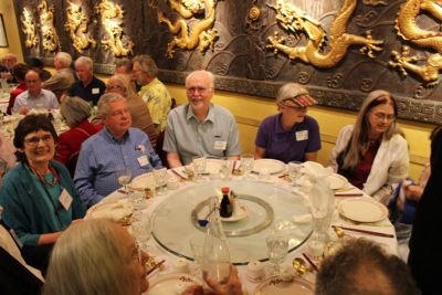 Stanford Artificial Intelligence Laboratory reunion dinner
