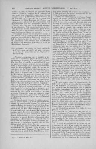 Tome 63 : Du 20 avril au 1er mai 1793 - page 436