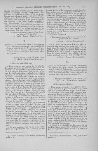 Tome 63 : Du 20 avril au 1er mai 1793 - page 537