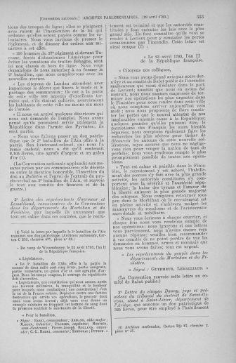 Tome 63 : Du 20 avril au 1er mai 1793 - page 553