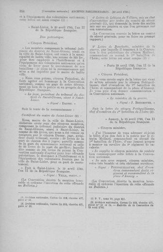 Tome 63 : Du 20 avril au 1er mai 1793 - page 554