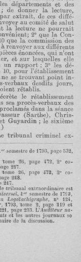 Archives Numériques De La Révolution Française Tome 63 Du 20