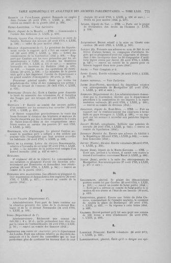 Tome 63 : Du 20 avril au 1er mai 1793 - page 773