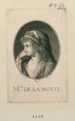M.dme de La Motte [estampe]