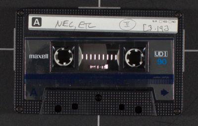 NEC, ETL, SONY, CANON II