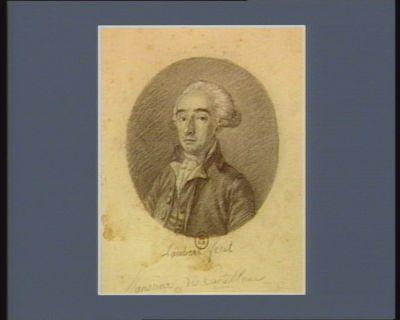 Monsieur de Castellane [dessin]