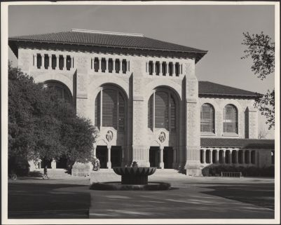 Library -- 1919 -- exterior