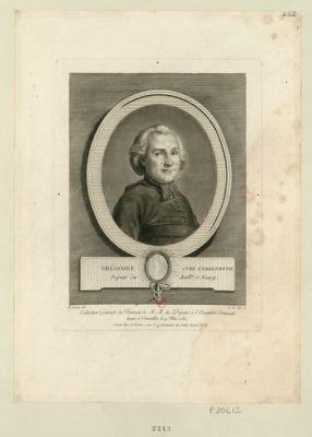 Grégoire, curé d'Embermenil député du baill.ge de Nancy : [estampe]