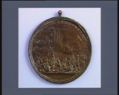 SIEGE DE LA BASTILLE PRISE PAR LES CITOYENS DE // LA VILLE DE PARIS // LE 14 JU.ET 1789
