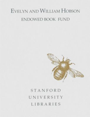 Evelyn and William Hobson Endowed Book Fund